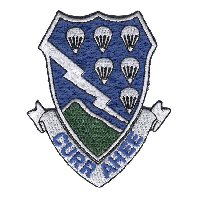 506th Airborne Infantry Regiment Patch, Color