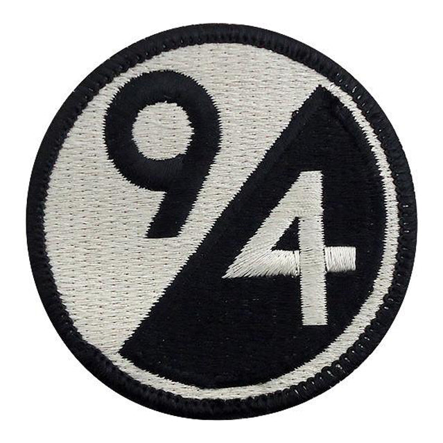 94th Infantry Division Patch, Color