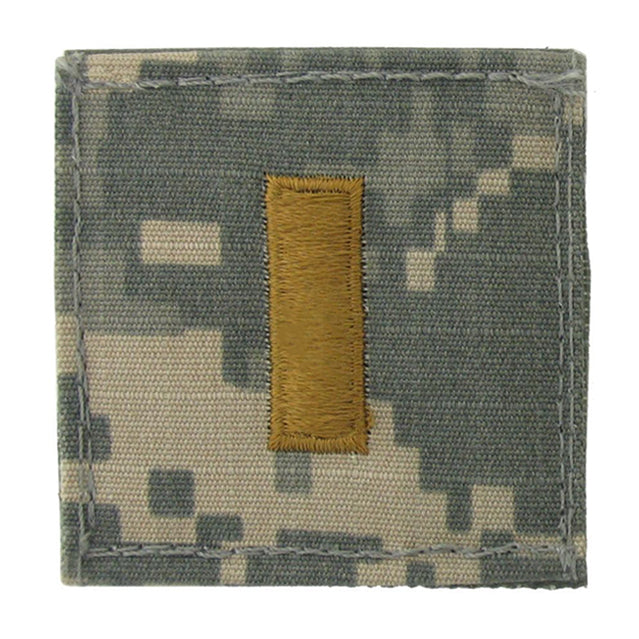 U.S. Army 2nd Lieutenant O-1 Rank, OCP or ACU