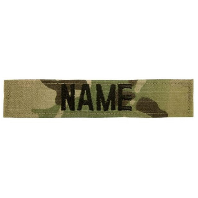 Custom U.S. Army OCP Name Tape