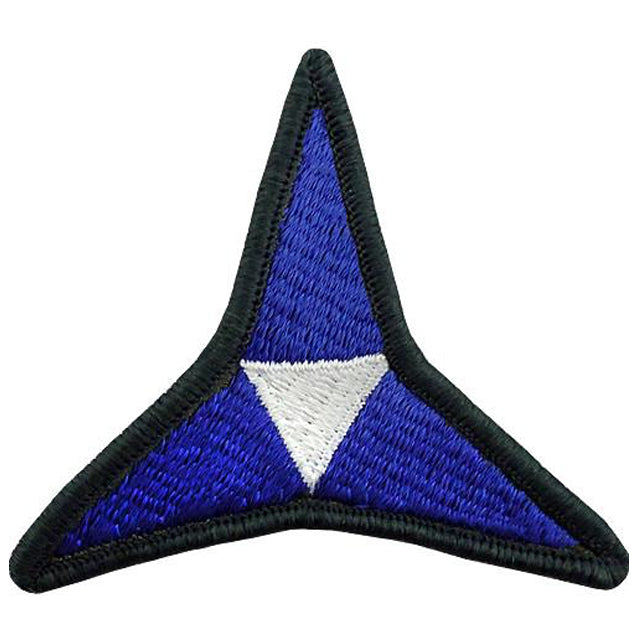III Corps Unit Patch, Color