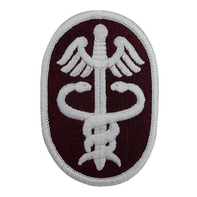 Medical Command Patch, Color