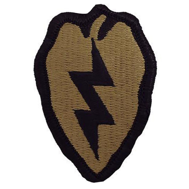 25th Infantry Division Patch, OCP