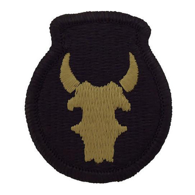 34th Infantry Division Patch, OCP