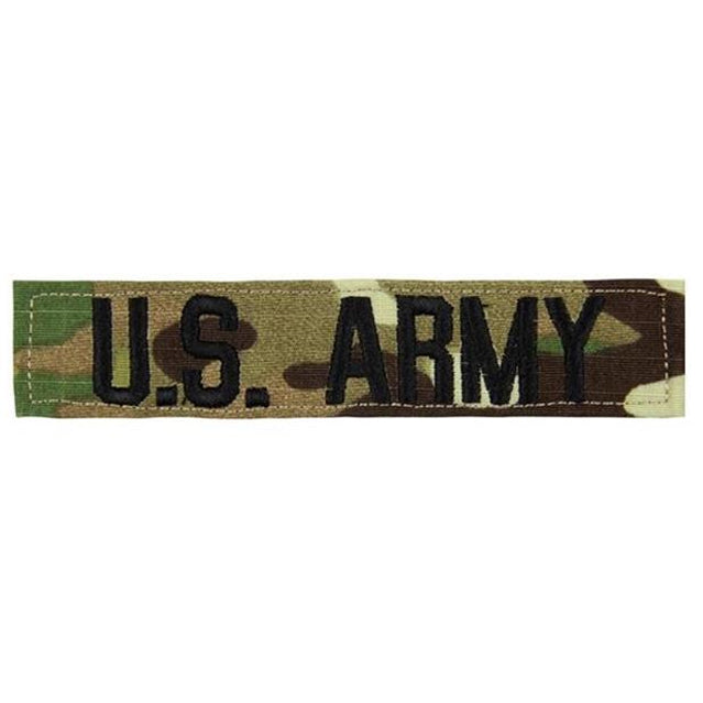 U.S. Army OCP Branch Tape