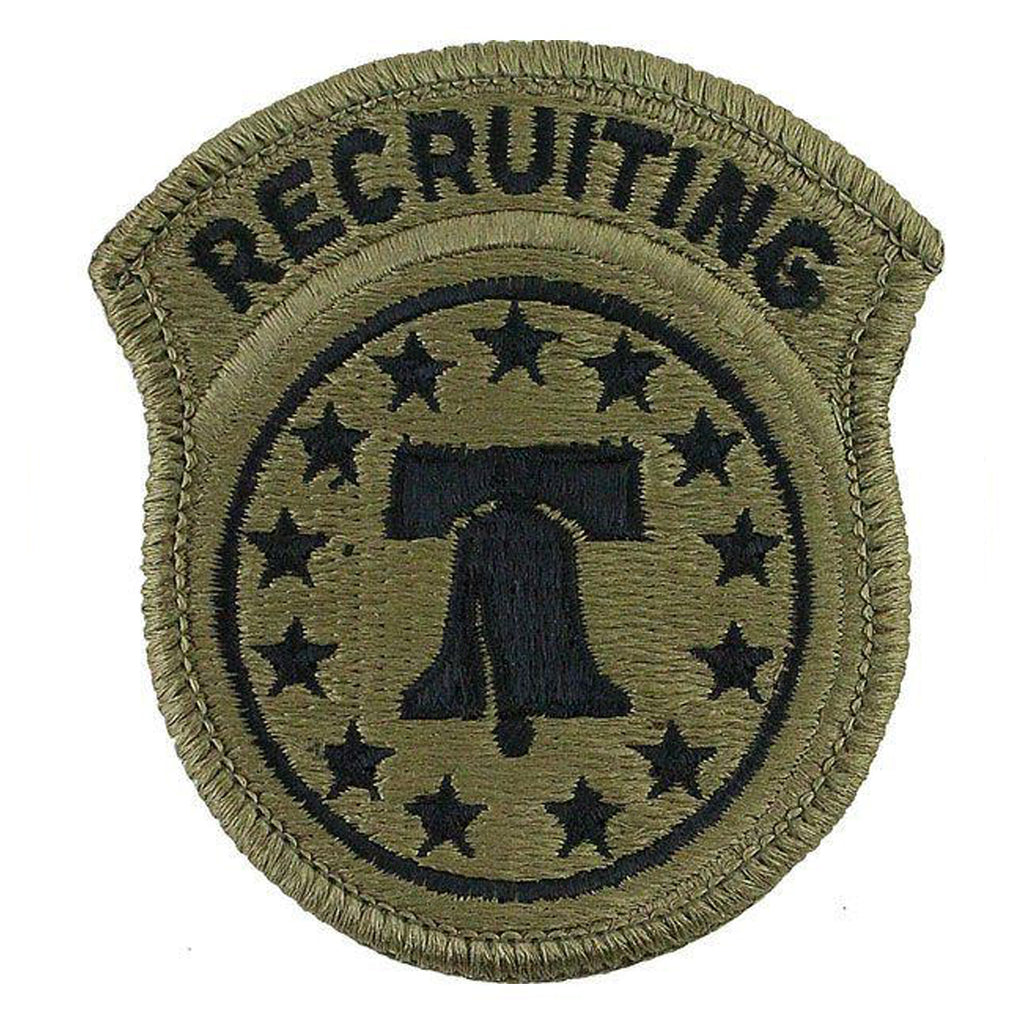 Recruiting Command Patch, OCP