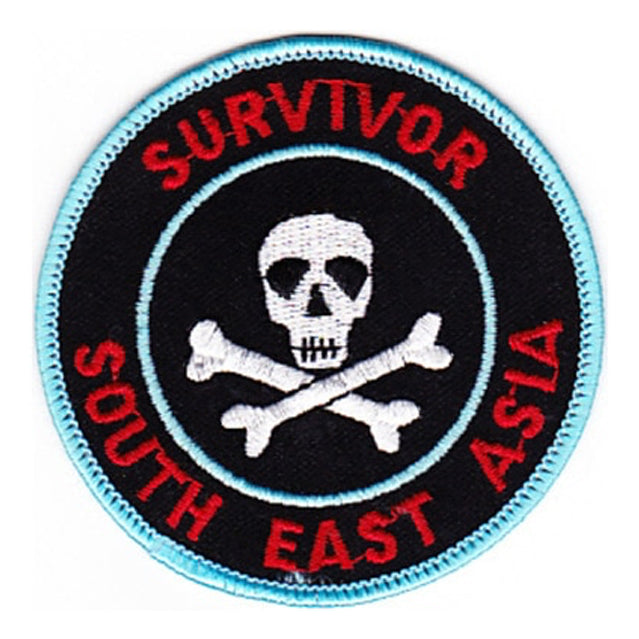 South East Asia Survivor Patch