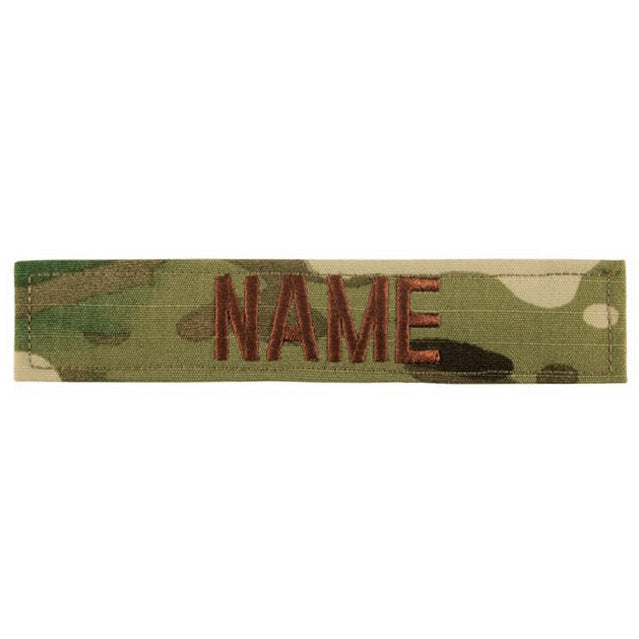 Custom U.S. Air Force OCP Name Tape