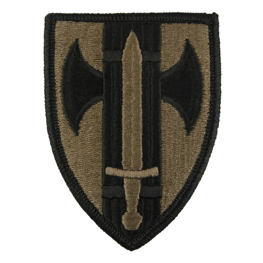 18th Military Police Brigade Patch, OCP