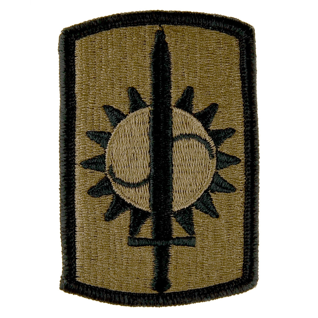 8th Military Police Brigade Patch, OCP