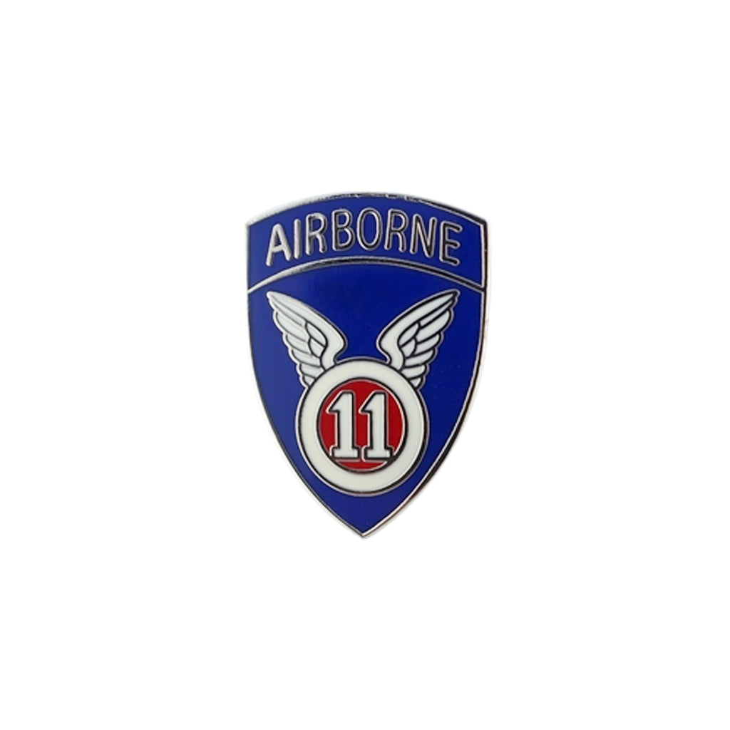 11th Airborne Division Pin