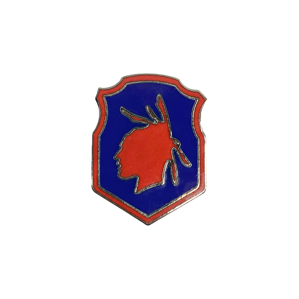 98th Infantry Division Pin