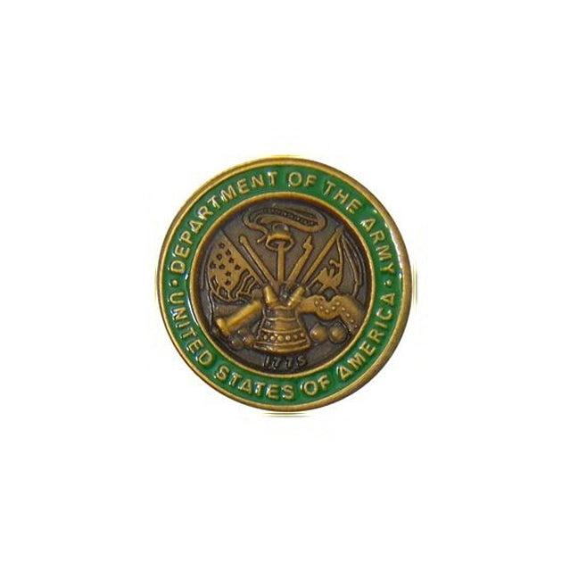Department of the U.S. Army Seal Pin