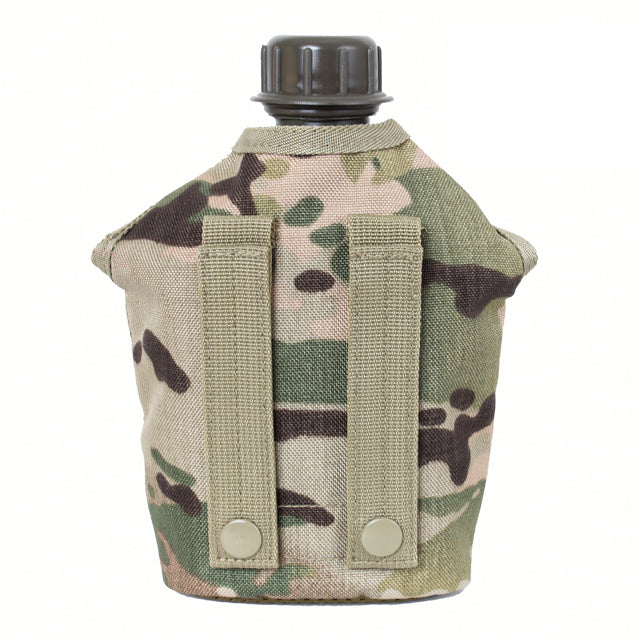 MultiCam Canteen Cover, MOLLE