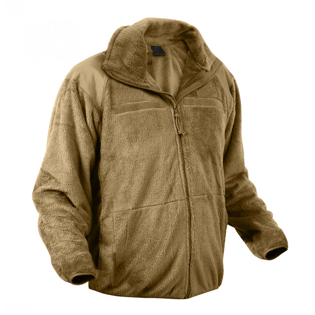 Fleece Cold Weather Jacket, Gen III