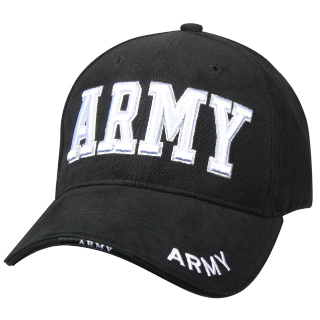 Army Hat, Black