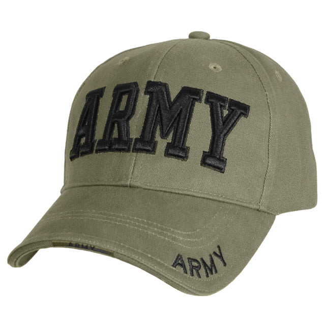 Army Hat, OD Green