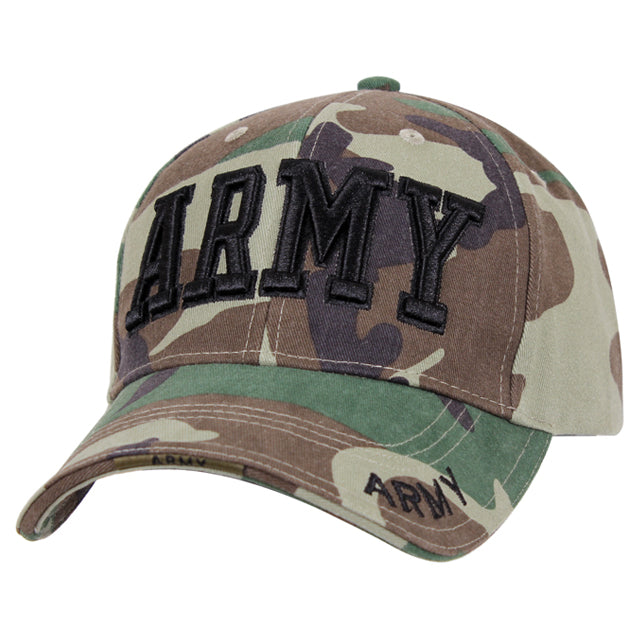 Army Hat, Woodland