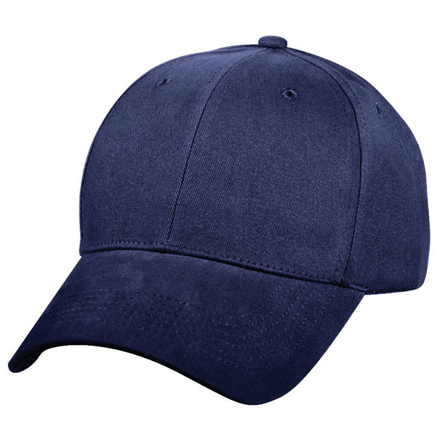 Custom Navy Blue Hat - FREE SEWING