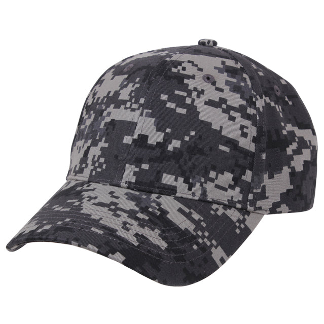 Urban Digital Camouflage Hat - FREE SEWING