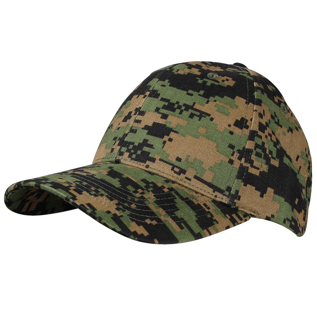 Woodland MARPAT Digital Camouflage Hat - FREE SEWING
