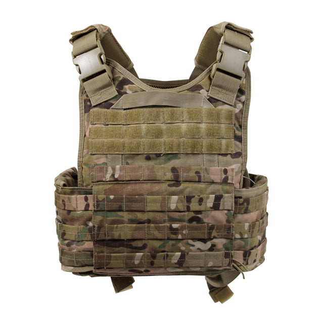 MOLLE Plate Carrier, Multicam