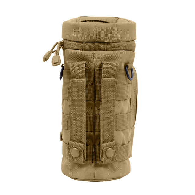 Tactical MOLLE Water Bottle & Pouch