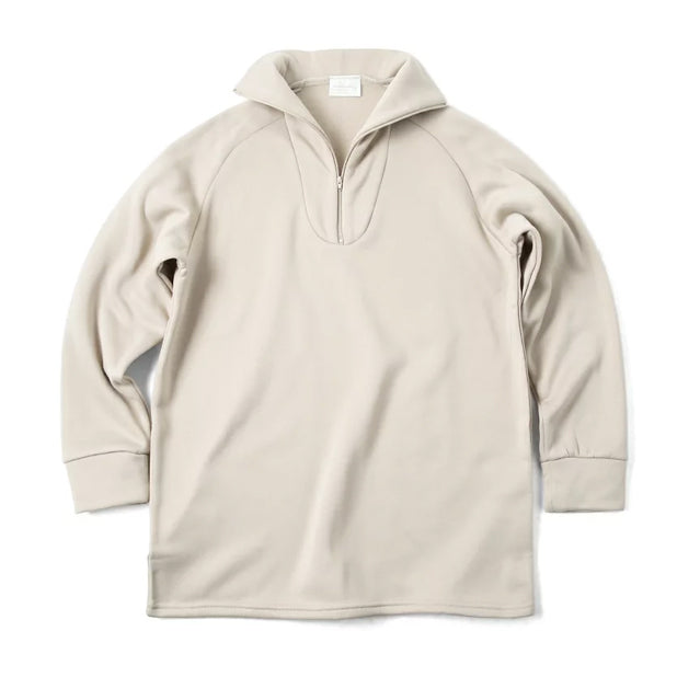 Cold Weather Poly Half-Zip Top