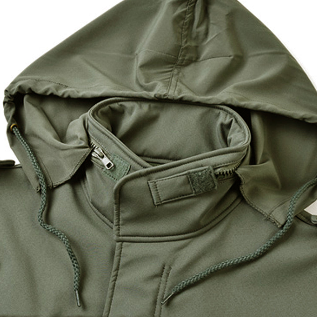 Advanced M-65 Soft Shell Field Coat