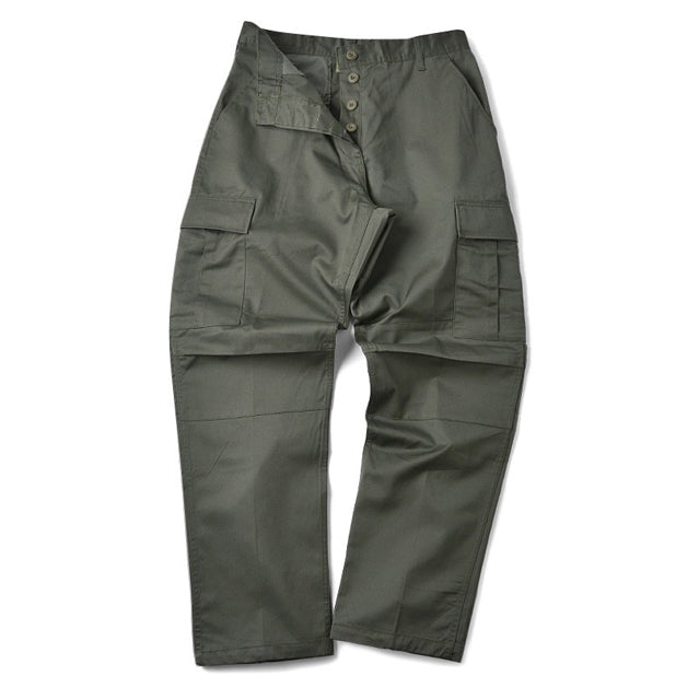 OD Green BDU Cargo Trousers