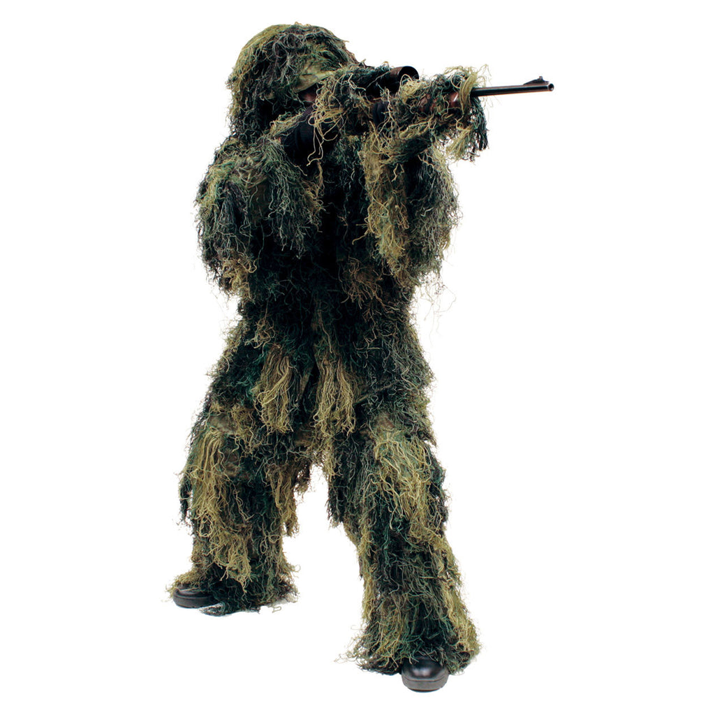 Scout Sniper Ghillie Suit