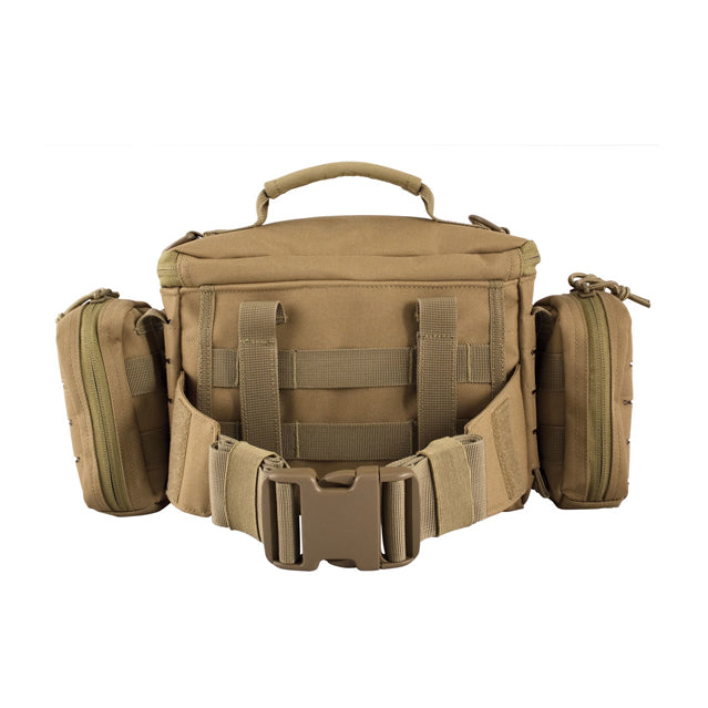 Tactical Molle Buttpack Stars N Stripes Co