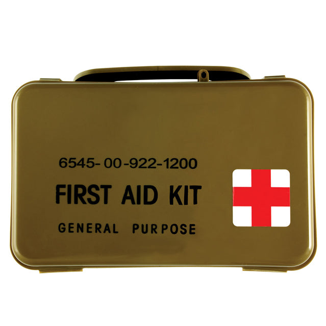 U.S. Military General Purpose First Aid Kit