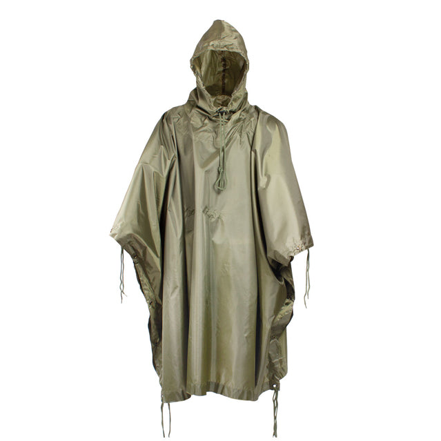 G.I. Waterproof Nylon Poncho