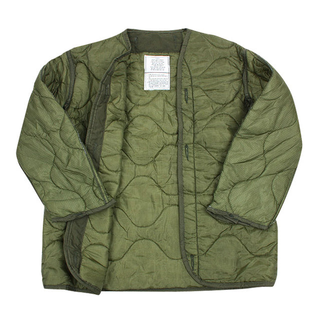 M-65 Field Coat Liner, OD Green