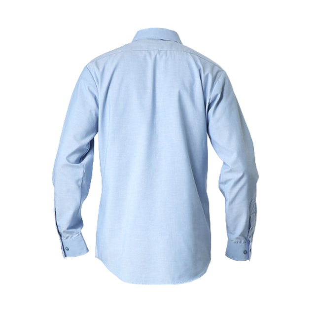 U.S. Navy Chambray Long-Sleeve Shirt