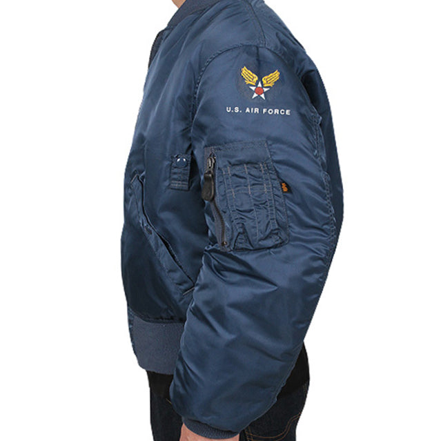 ad97928315f U.S. Air Force MA-1 Flight Jacket