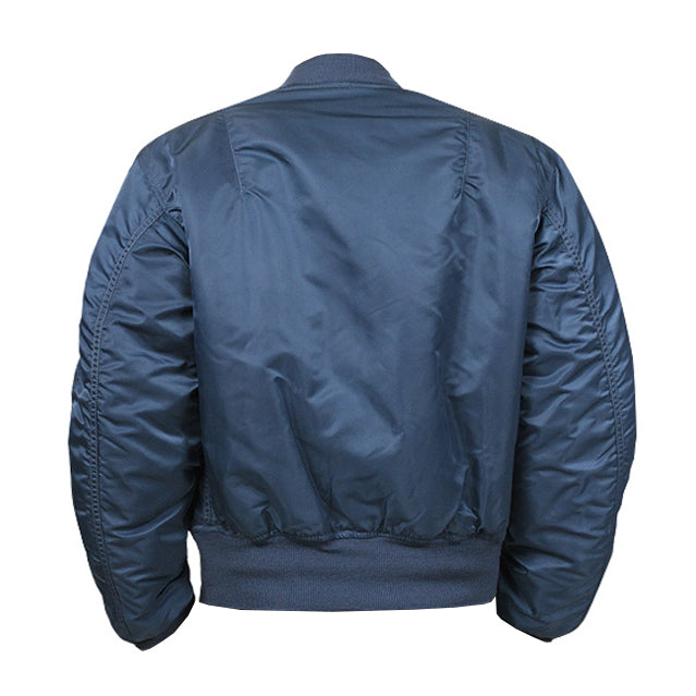 U.S. Air Force MA-1 Flight Jacket, Navy Blue