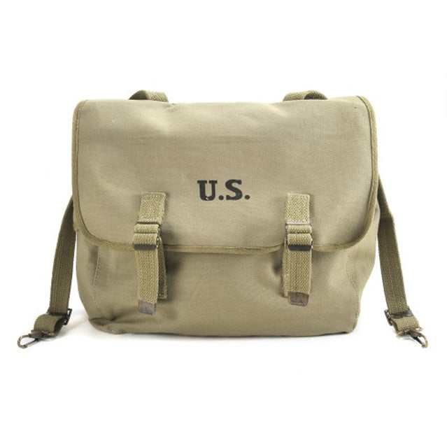 U.S. WWII M-36 Musette Bag, New