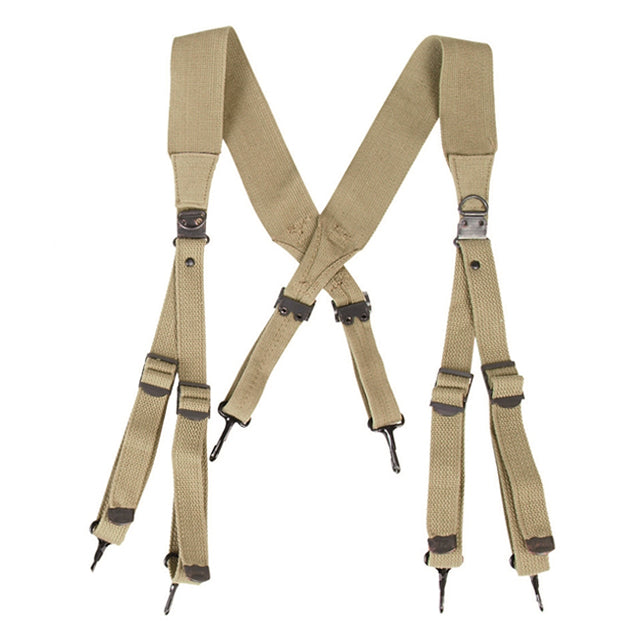 U.S. Army M-1936 Suspenders, WWII