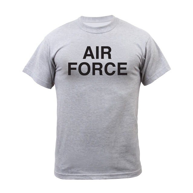 U.S. Air Force Gray PT T-Shirt