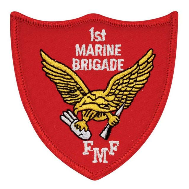 1st Marine Brigade Fleet Marine Force Patch