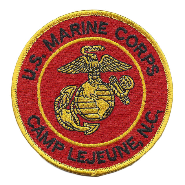 U.S. Marine Corps Camp Lejeune North Carolina