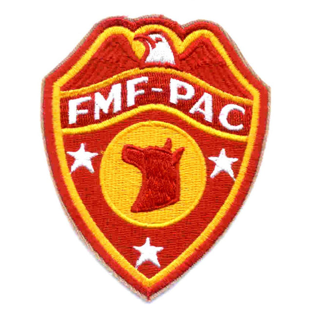 Fleet Marine Force Pacific Dog Patch