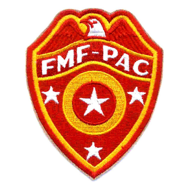 Fleet Marine Force Pacific Supply Patch