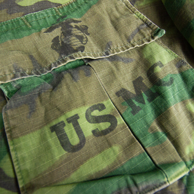 U.S. Marines ERDL Top, Vietnam War Era