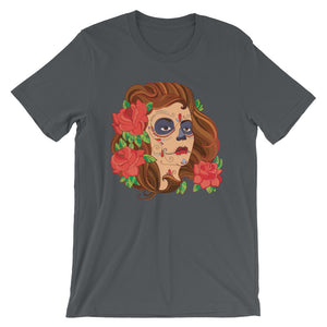 Men's Day of the Dead Short-Sleeve T-shirt - The Jack of All Trends