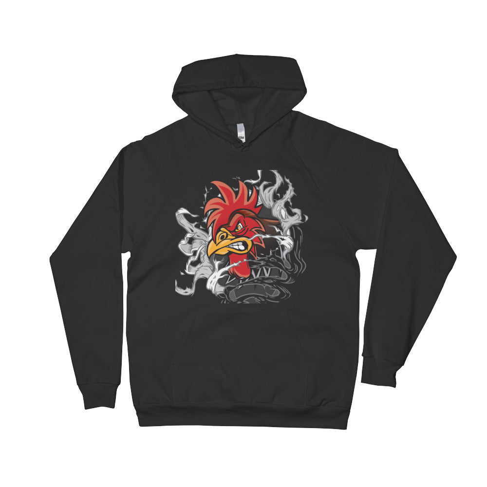 Master Rooster Men's Hoodie - The Jack of All Trends
