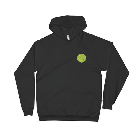 Lettuce Eat Plants Women's Fleece Hoodie - The Jack of All Trends