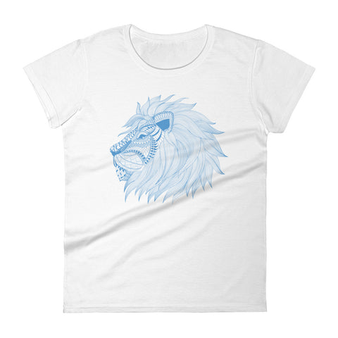 King Of The Jungle Women's Short Sleeve T-Shirt - The Jack of All Trends